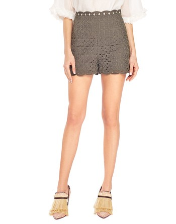 Shorts In Pizzo San Gallo