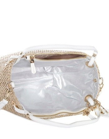 Laminated Braided Bag - Size Small