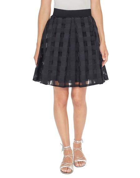 Vichy Organza Skirt