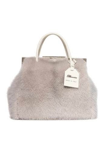 Mink Fur Bag