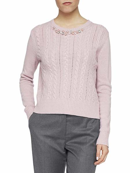 Cable Stitch Jumper