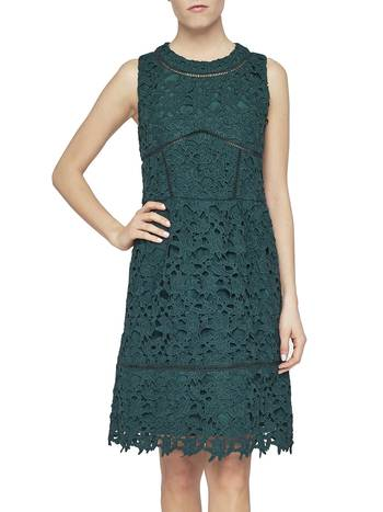 Macramé Lace Dress