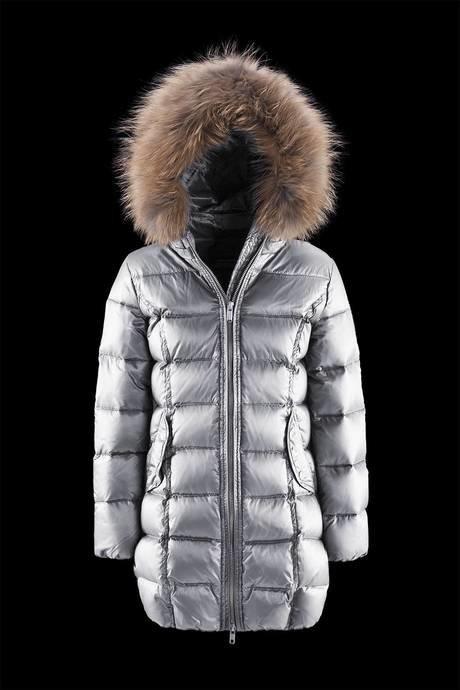 Girl down jacket Basic