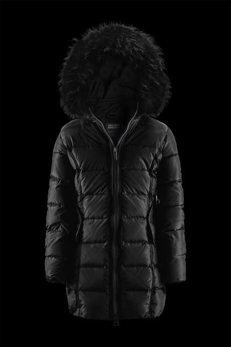 Girl down jacket Essential