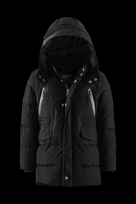 Boy down jacket Basic