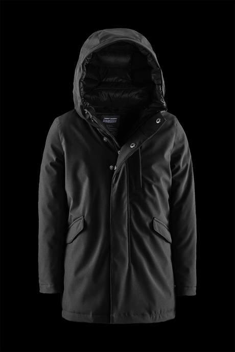 Boy jacket Tech