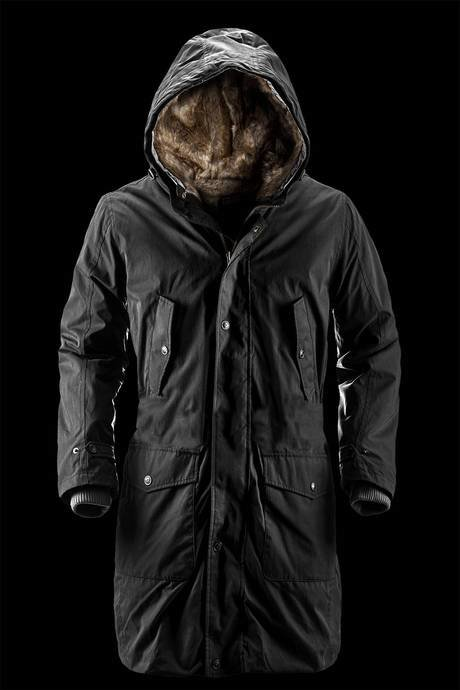 MAN COAT PARKA 3866TF70