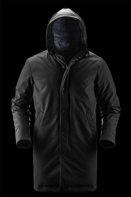 MAN COAT PARKA 3867TLAP