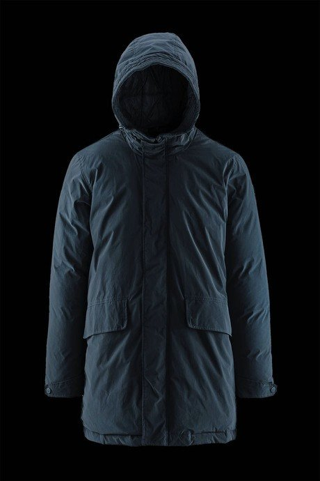 Man's parka Contemporary