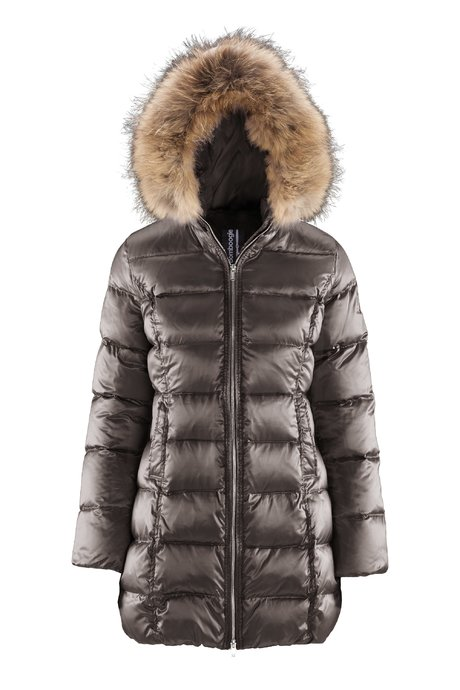 WOMAN COAT PARKA 106PTCSI