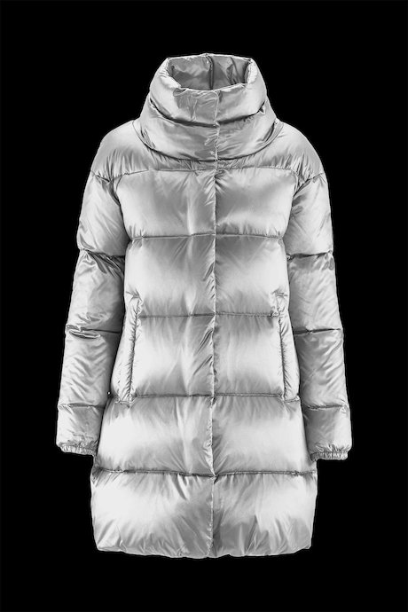 Woman's down jacket Over