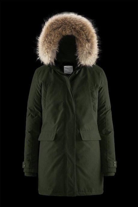 Parka Pockets and Fur Inserts