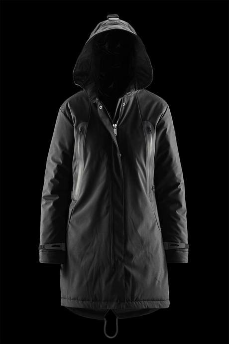 Woman's parka Active