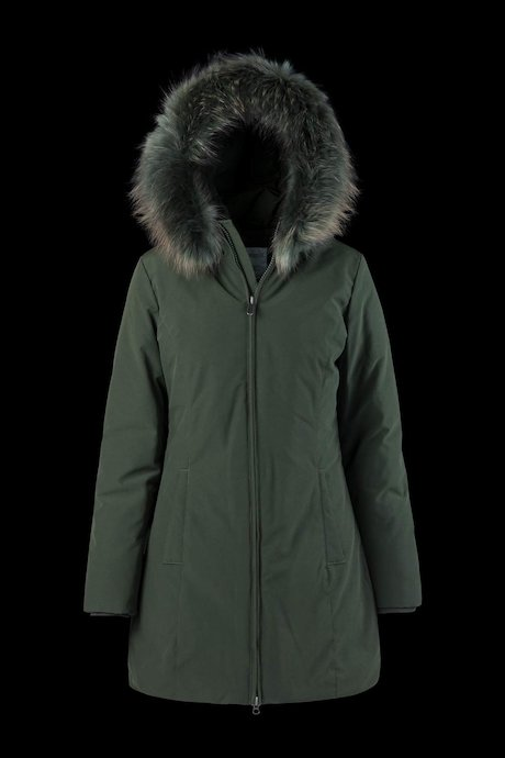 Woman's parka City