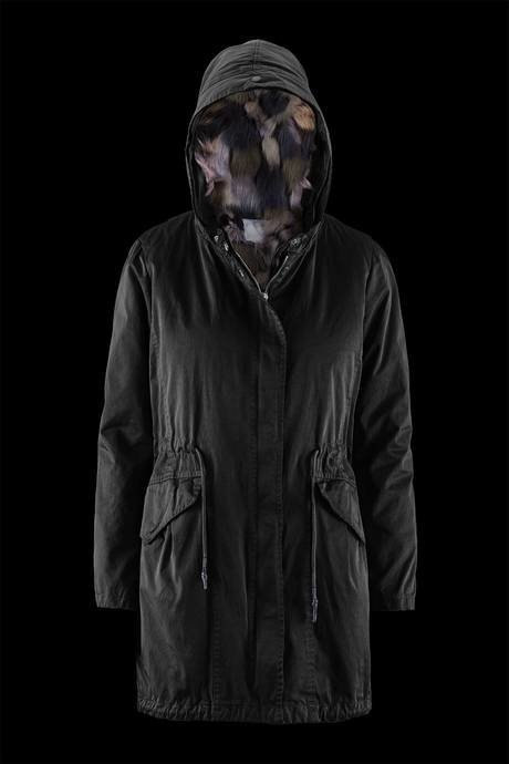 Woman's parka Urban