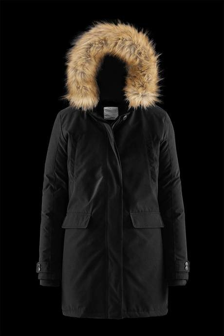 Woman's parka Basic