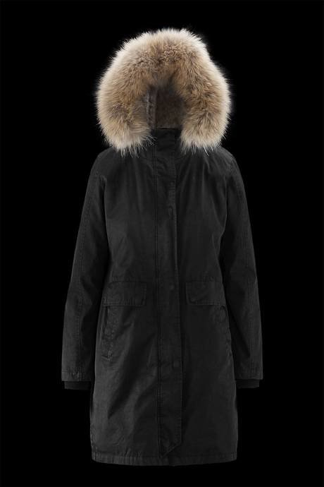 Woman's parka Casual
