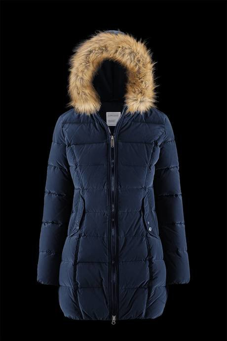 WOMAN COAT PARKA 922FTITS
