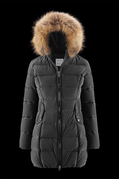 Woman's down jacket Dressy
