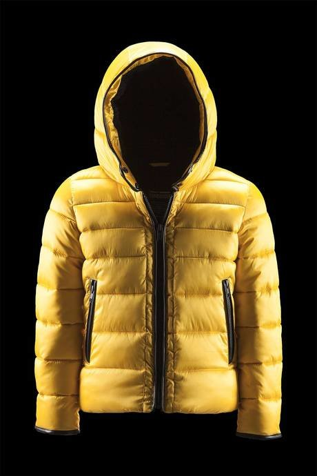KID COAT PARKA 3631TCSI