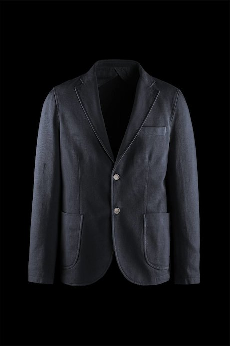Man's blazer Cotton