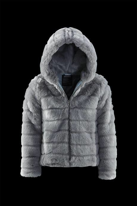 Girl down jacket Soft