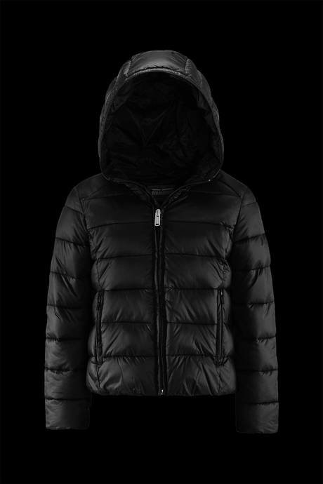 Girl down jacket Sporty