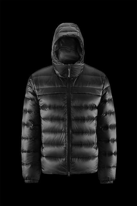 Man's down jacket Bulky