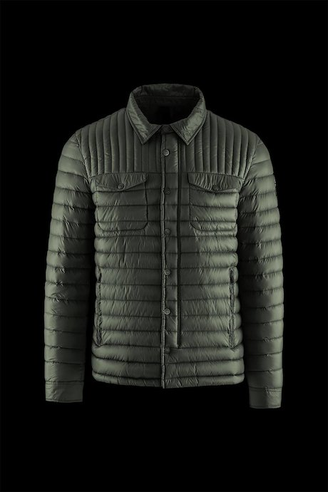 Man's down jacket Multi pocket