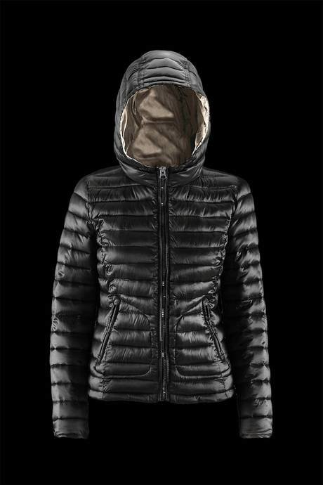 WOMEN'S JACKET REVERSIBLE SYNTHETIC PADDING AND TWO-TONE