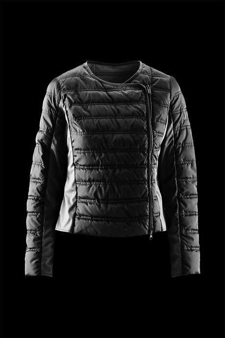 JACKET WOMAN CLOSING ASIMMETRIC