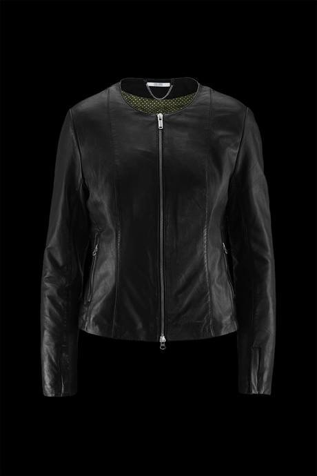 Woman's leather jacket Gale
