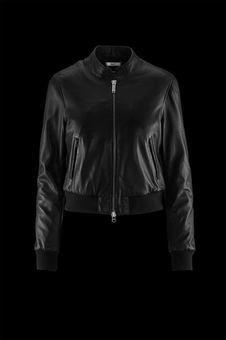 Woman's leather jacket Rotz