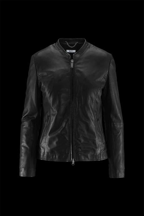Woman's leather jacket Sueb