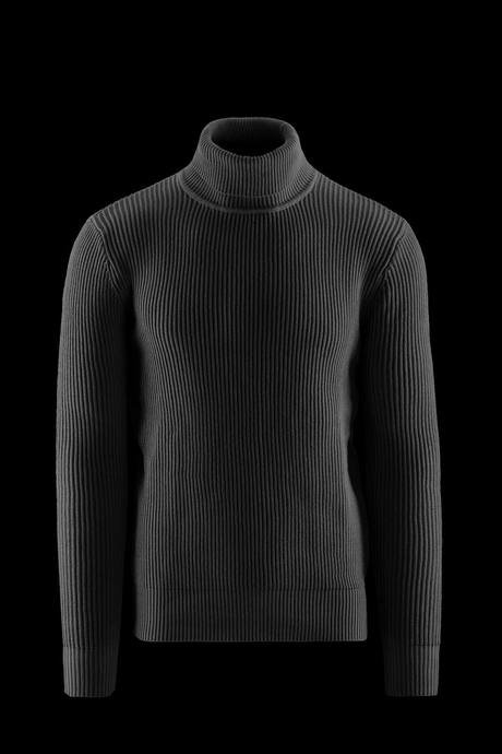 Man's turtleneck sweater
