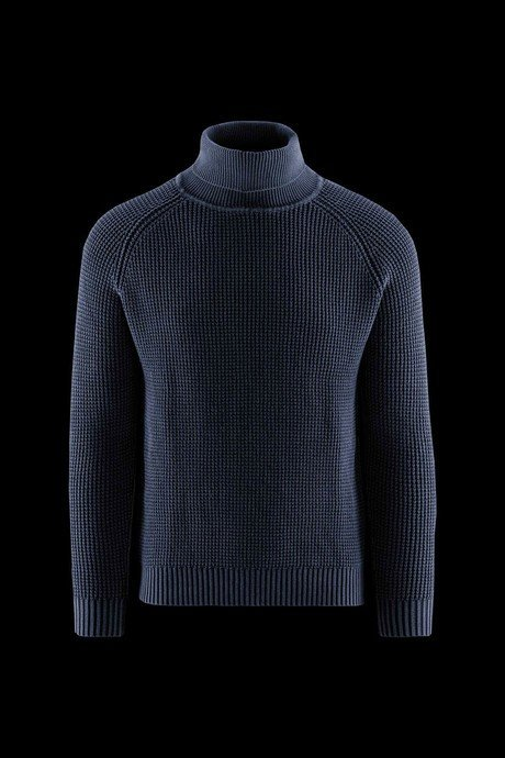 Man's turtleneck sweater