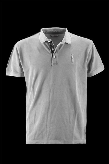 POLO MEN SHORT SLEEVE COTTON PIQUET WASHED