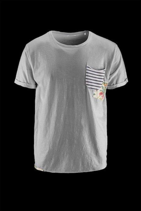 T-shirt Uomo Patch