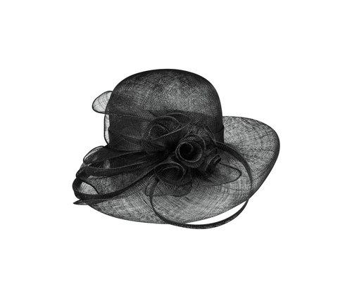 Cappello cerimonia sisal