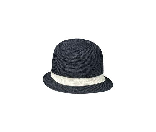 Jersey cloche hat
