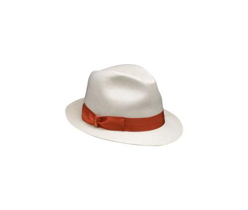 Extra-thin papier hat, narrow brim