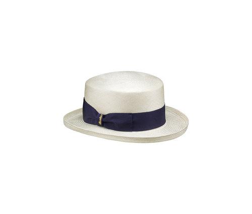 Parasisal canotier hat