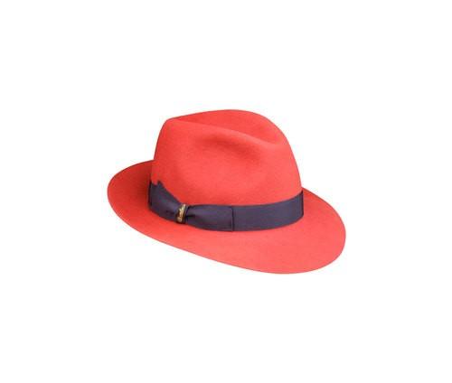 Piuma felt hat