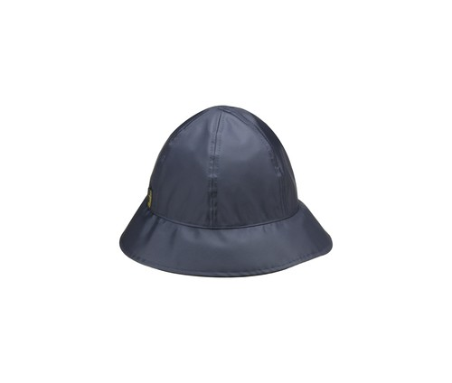 Waterproof cloche hat with segments