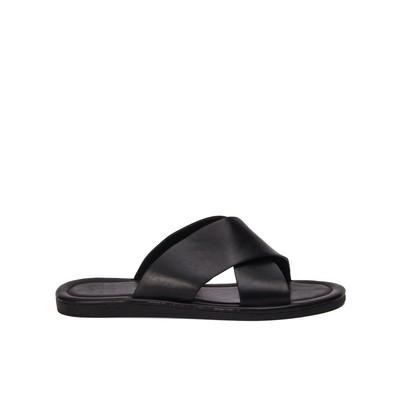 Men weave sandals Leather – Lancetti