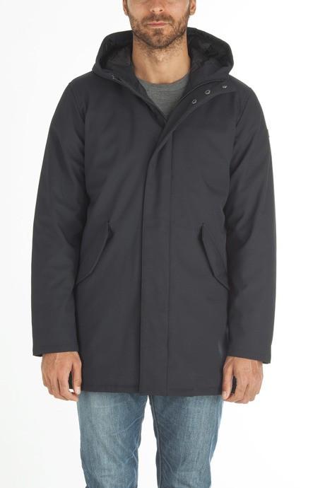 Man's soft-shell jacket