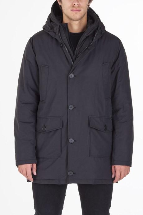 Man's jacket with pockets