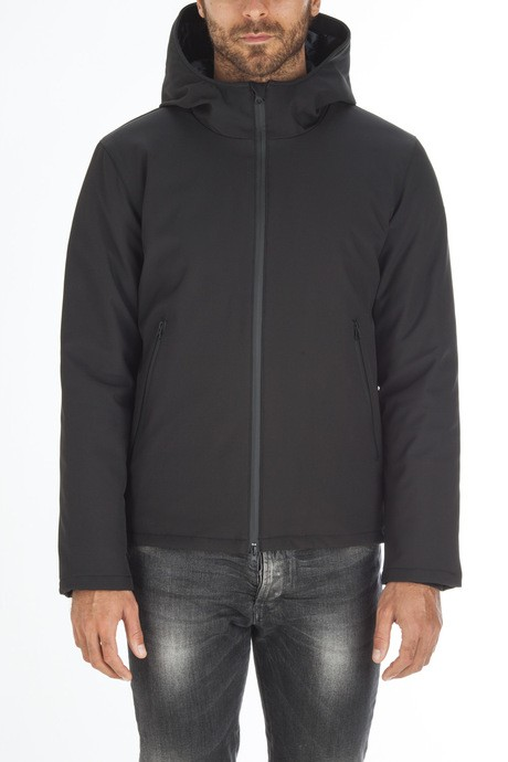 Man's sofhtell jacket