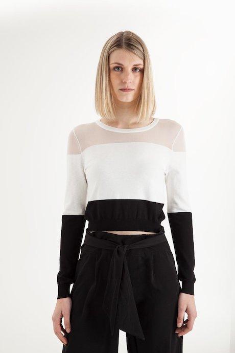Woman's Sweater - MW2318TKVTR