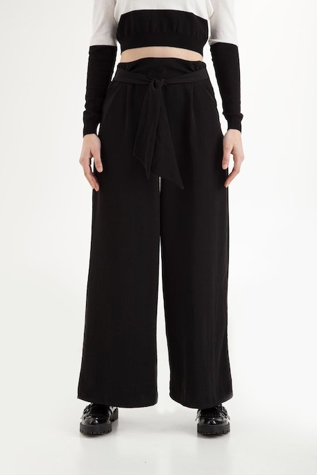 Woman's Trousers - PW2492TVIKP